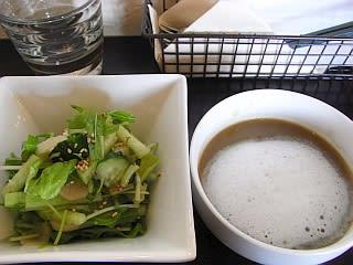 サラダ&スープ
