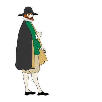 「今だから笑える、歴史上の人物トリビア! 」の質問画像