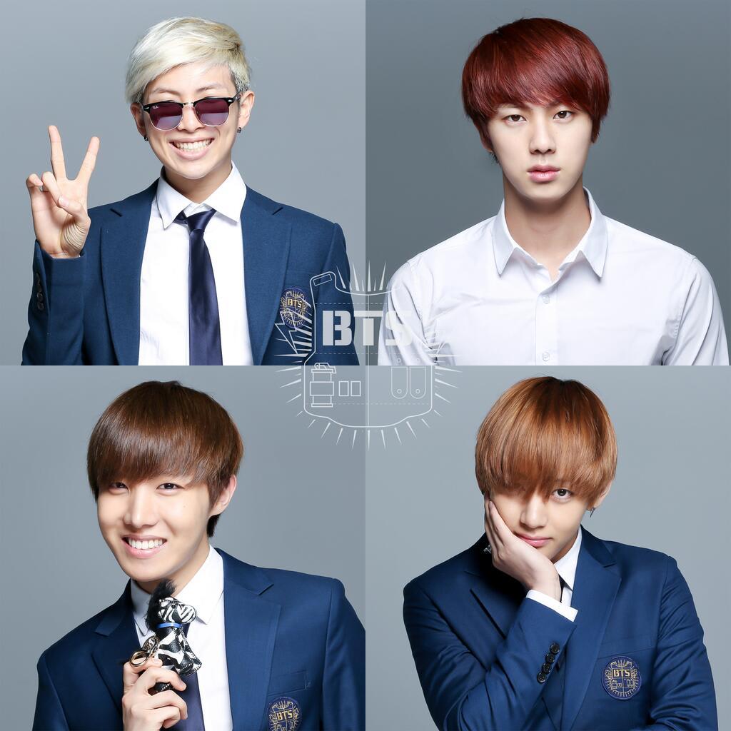 メンバー 性格 Bts
