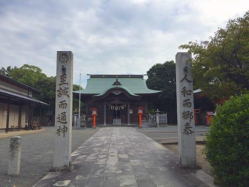山王日吉神社(山王公園内)新宮司に櫛田神社禰宜・日吉さん着任 ...