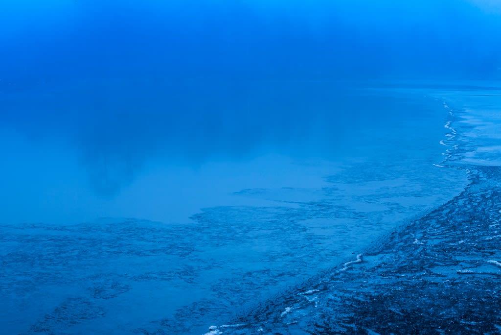 八千穂レイク(冬景色)の写真