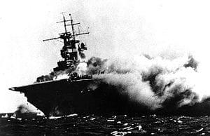 帝國海軍の戦果
