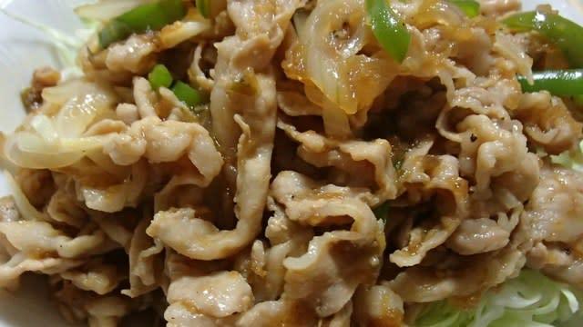 焼き 豚 バラ 生姜 定食屋さんの味をおうちで!簡単「豚肉の生姜焼き」レシピ