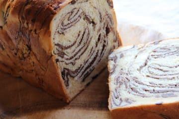 食パン マーブル