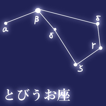星座紹介「とびうお座」 - Sanko...