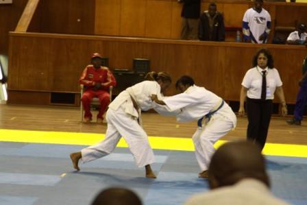 ⑨第4回東アフリカ柔道選手権大会...