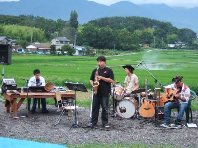 夕涼みコンサート2007(さゆーる) - いい塩梅でいきましょう!