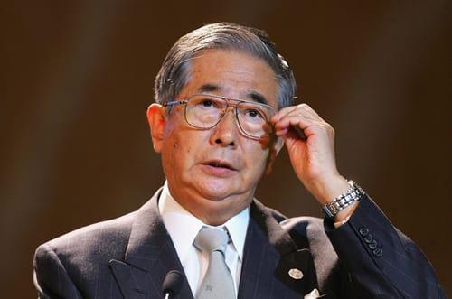 「日本は核を持て、徴兵制やれば良い」石原都知事