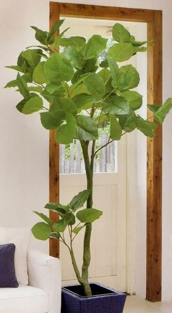 インテリア 人気おしゃれな 人工観葉植物 ウンベラータ
