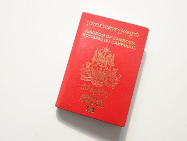カンボジア政府は元タイ首相に、パスポートを発行したとの主張を否定 ...