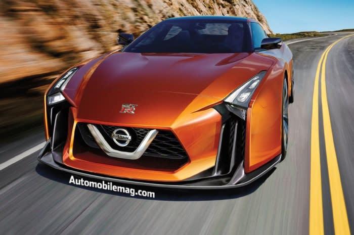 【日産】新型「GT-R(R36)」はハイブリッド搭載で2020年1月発売か? - (株)ケイ・アイ・エム社長の ...