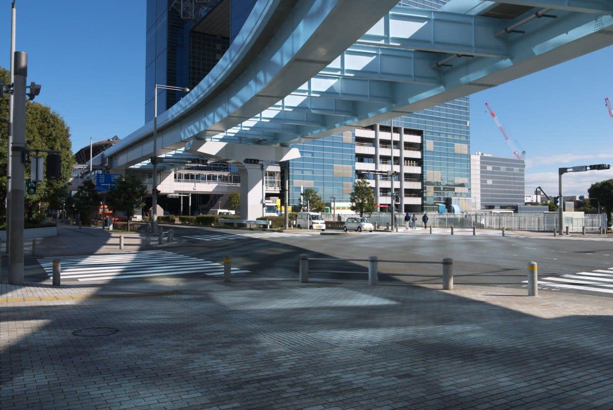 東京都道482号台場青海線