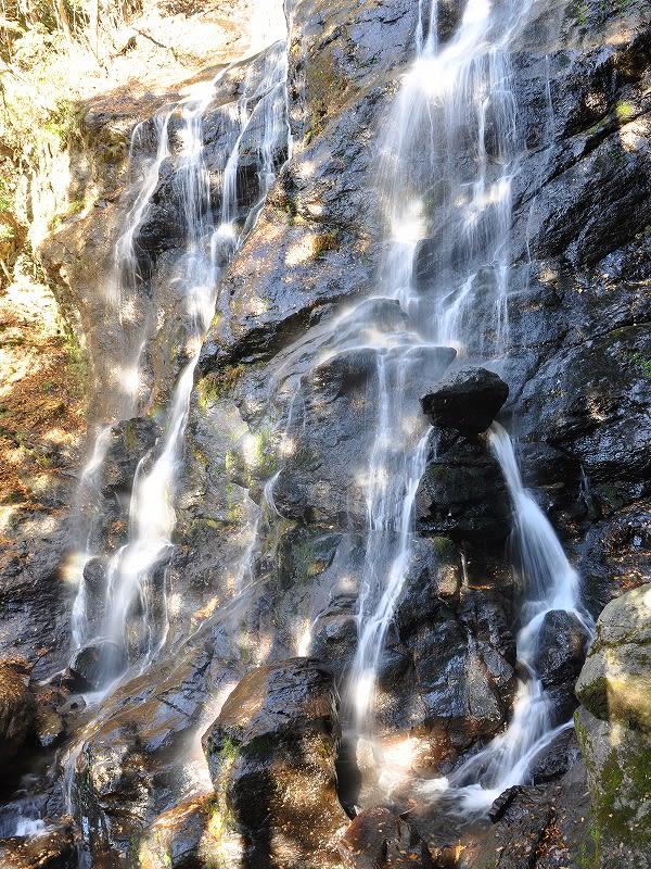 和佐羅滝流水