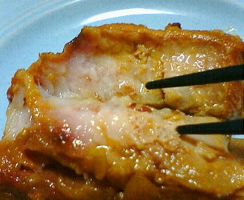 ルクルーゼ 豚肉 煮込み