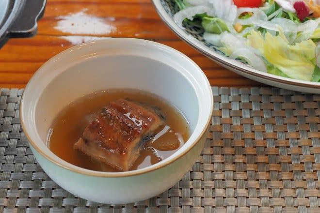 高峰温泉/煮物