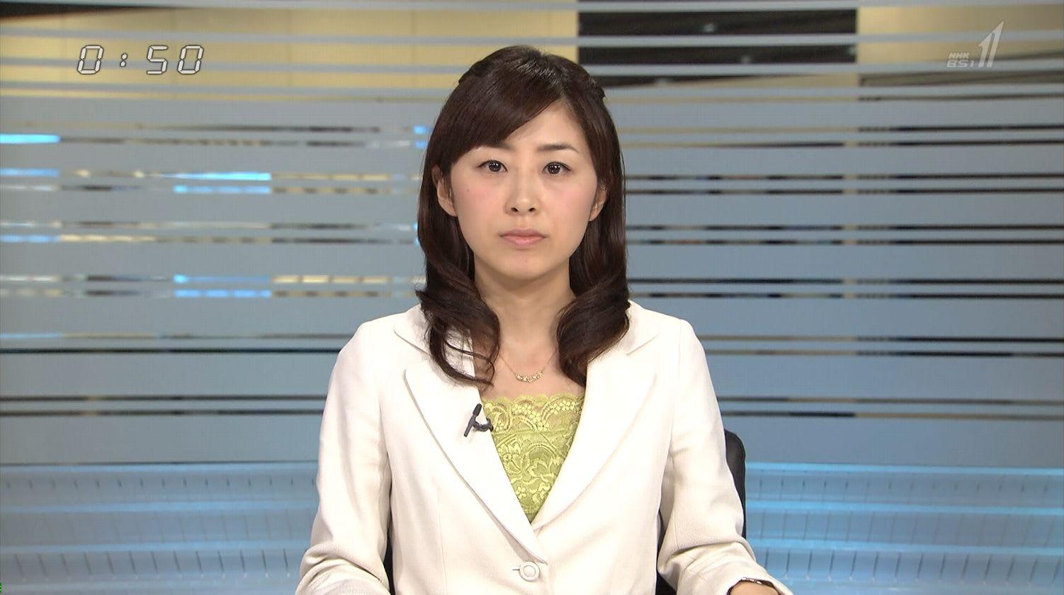 堤真由美 BSニュース 12/12/26 -...