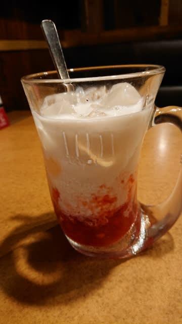 ミルク イチゴ びっくり ドンキー
