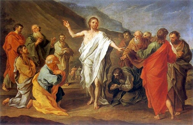 キリストの復活」 マタイによる...