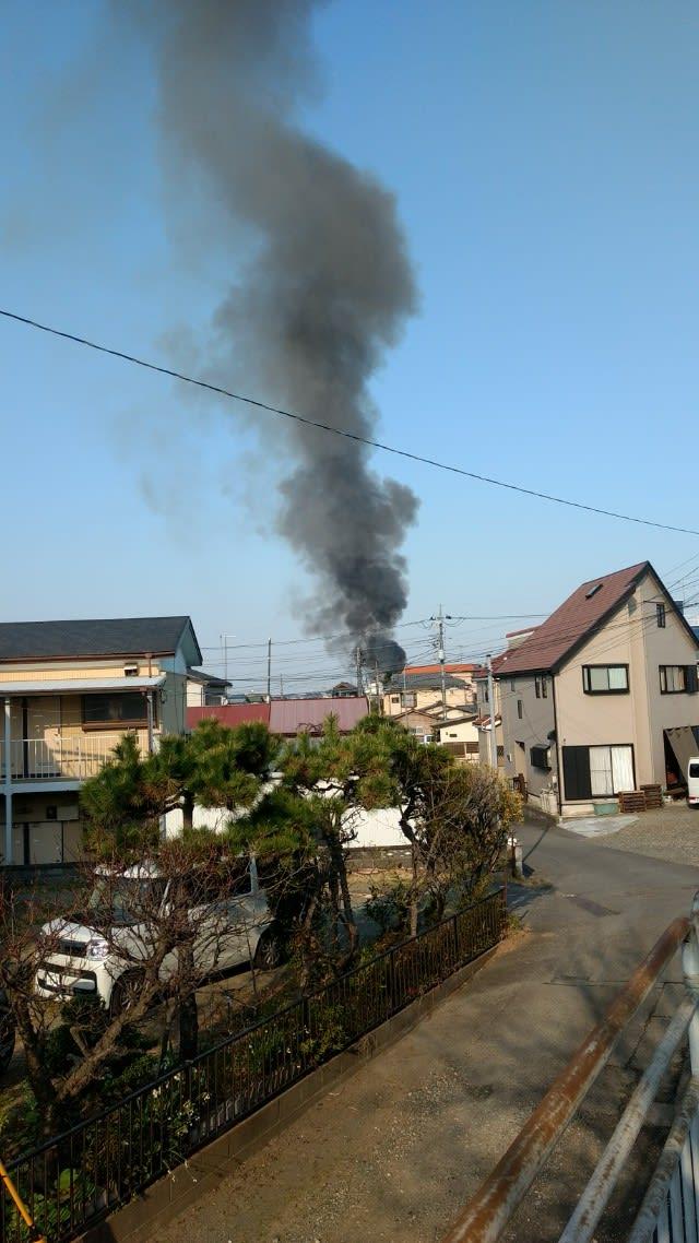 高島平 火事