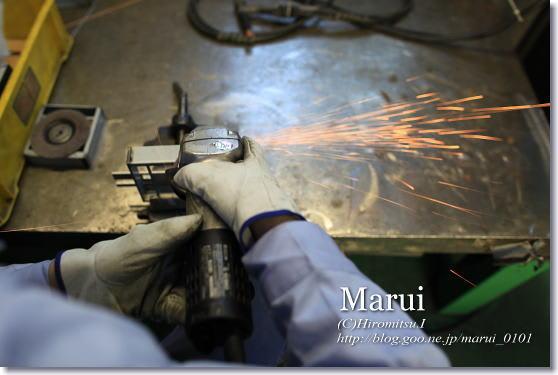 精密板金 丸井工業 作業イメージ