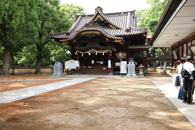 厳島神社 御朱印 コロナ