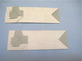 ねずみ 折り紙 折り 方