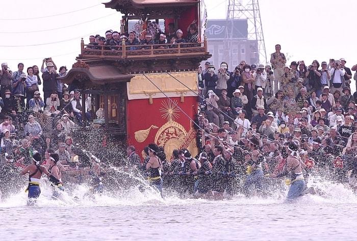 亀崎潮干祭・2011 其の二 - 旅と...