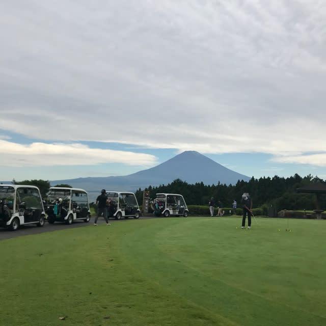 ゴルフ 倶楽部 御殿場