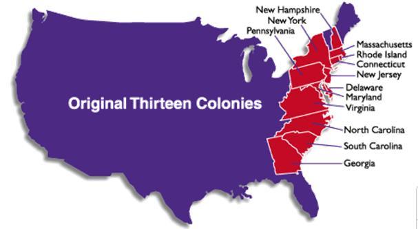 ペンシルベニア植民地
