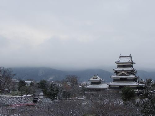 松本城 2012/1/26