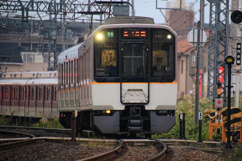 シリーズ21/近鉄南大阪線磐城駅...