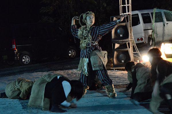 奉納の舞(3) - カエサルの世界