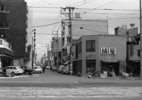 父の遺した写真 74 名古屋の市電...