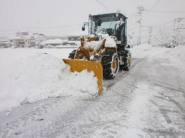 大雪 新潟