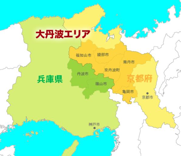 丹波市、丹波篠山市・・・名前のこと - 北の窓から(芦田っち)