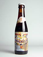 ワインとベルギービールの画像