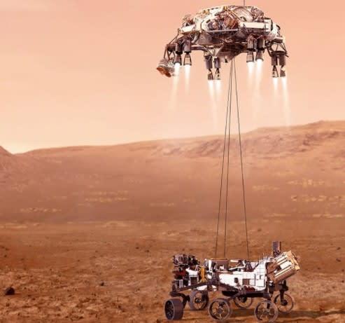 火星ヘリコプター,Ingenuity,NASA,火星探査機,パーサヴァランス,火星,火星大気,大気密度,アルエットヘリ,乗り物のニュース,働く乗り物,乗り物の話題,フリート,グランド,Fleet,万能論,Trafficn,news,Traffic,