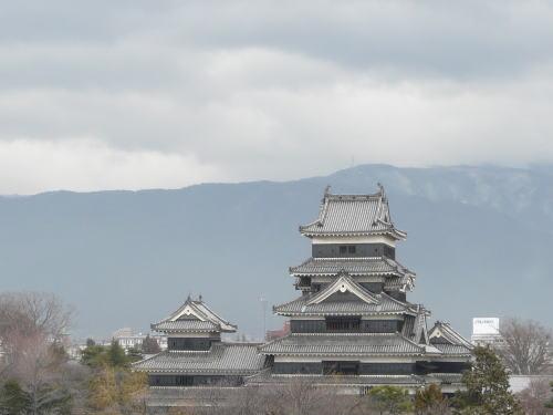 松本城 2009/2/24