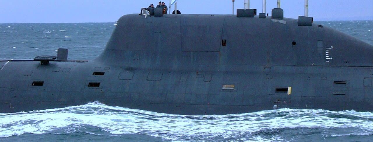 原子力発電は10万噸クラスの、潜水艦のなかで遣るべし