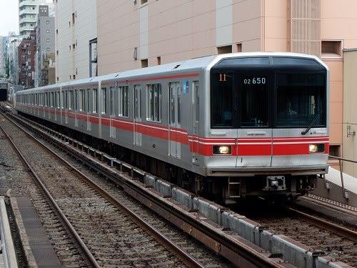 置き換え決定、丸ノ内線02系 - 町田営業所業務日報
