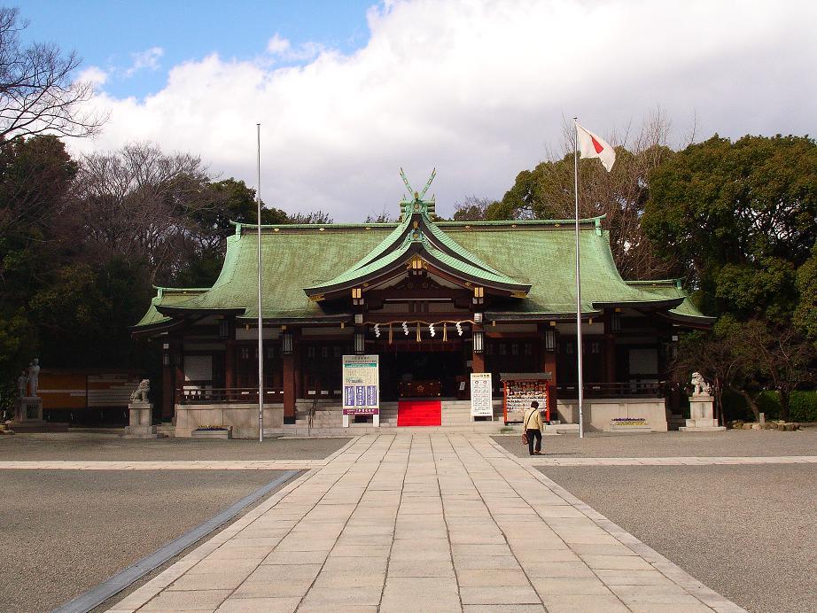 2007.03.11 3 大阪護国神社① - ...
