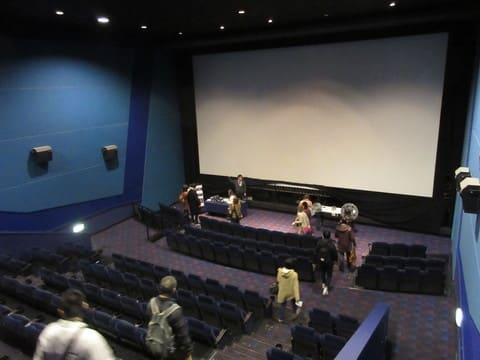 映写室見学 - もののはじめblog