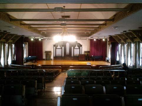 旧東京音楽学校奏楽堂 - あられの日記