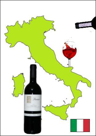6月2日はイタリアワインの日 by はりの助