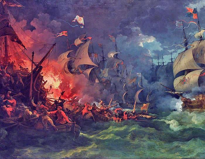 1588年 〈イギリス海軍、無敵艦隊を撃破〉 - ベック式!大学受験暗記法 ...
