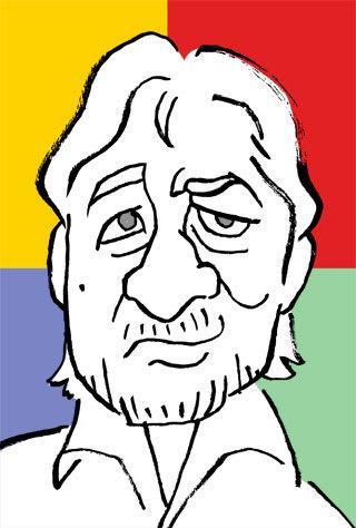 ロバートデニーロ似顔絵画像