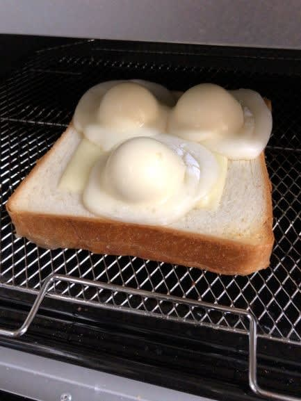 だ いふく トースト 雪見