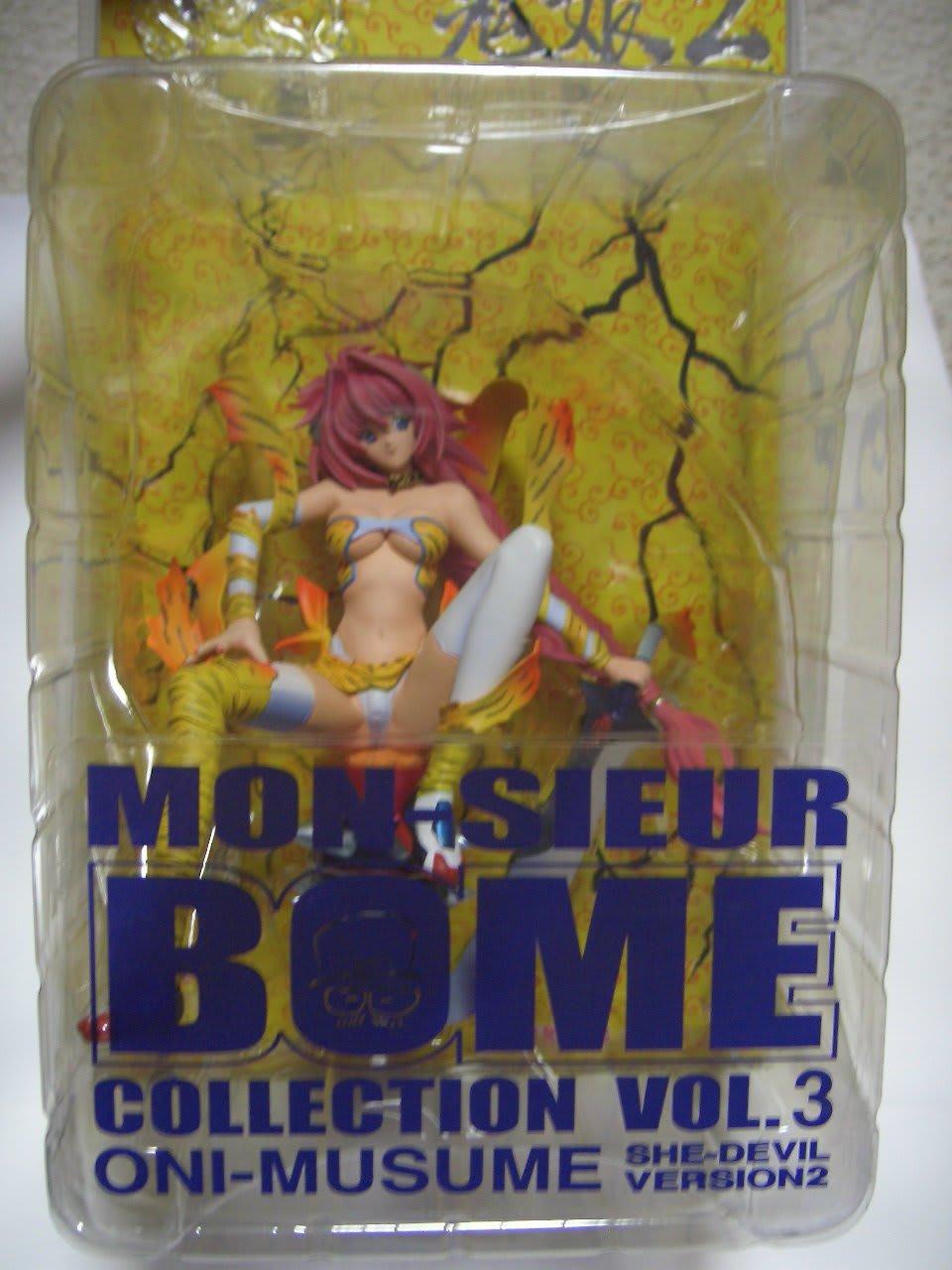 フィギュア bomeコレクション 造形狂のアジト