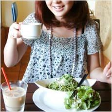「外食で8割残す40代の女友だちが嫌い ←」の質問画像