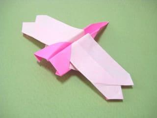 とんぼ 折り紙